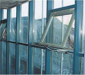 Ikkunan Avausmekanismi